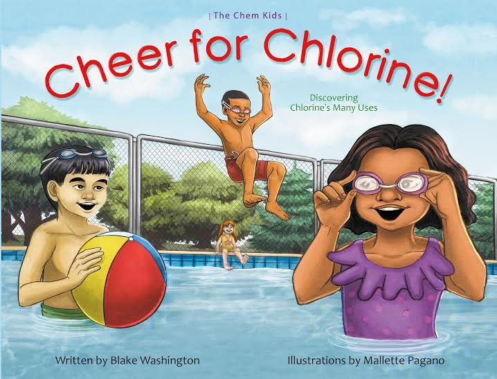 Cheer for Chlorine! front cover